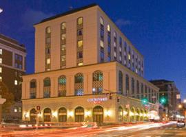 Hotel photo: Courtyard by Marriott Stamford Downtown