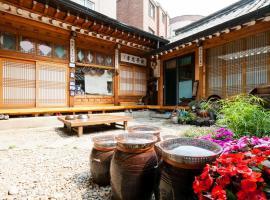 Hotel Photo: Eugene Hanok Guesthouse Dongdaemun