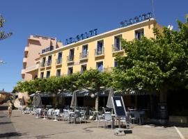 Hotel near Frankrig