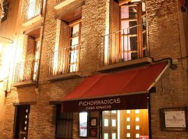 Hotel Photo: Hostal Pichorradicas