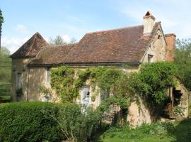 Hotel near Burgund