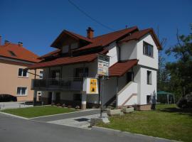 Hotel near Предъямский