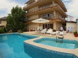 Hotel Photo: Gorny Vozdukh Guest House