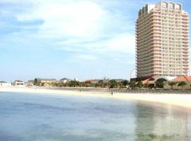 A picture of the hotel: The Beach Tower of Okinawa