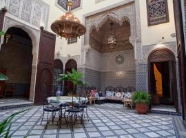 Hotel photo: Riad Fes Palacete