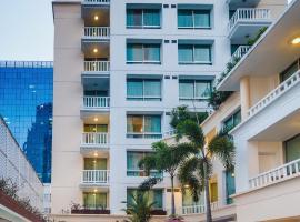 Hotel photo: AT EASE Saladaeng