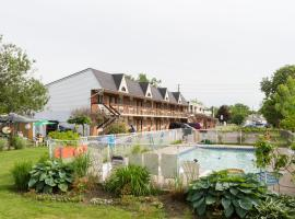 Hotel Photo: Niagara Falls Motor Lodge