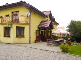 Hotel near Wieliczka