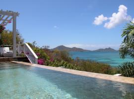 Hotel photo: La Pagerie in Carriacou