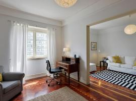 Hotel photo: amazing apartment in classified building