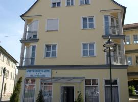 A picture of the hotel: Apart Business Hotel