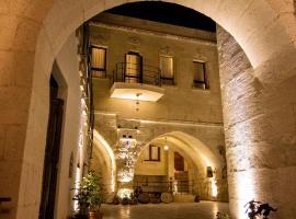 Hotel photo: Osmanbey Cave House