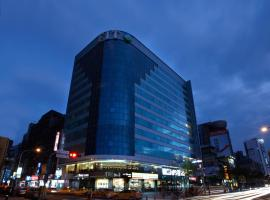 Hotel photo: Just Sleep - Ximending