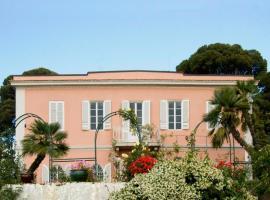 Hotel photo: Villa Cassuto Maison de Charme