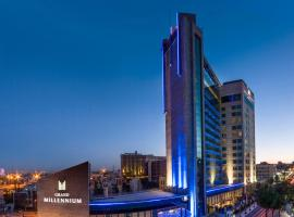 Hotel photo: Grand Millennium Hotel Amman