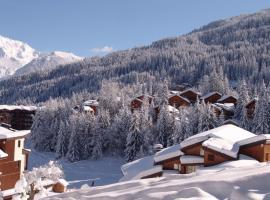 Hotel photo: Madame Vacances Les Chalets De La Tania