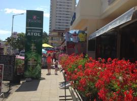 Hotel near Slantsjev Brjag