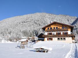 Hotel Photo: Ferienhaus Knaller
