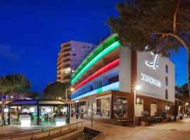 Hotel photo: Cosmopolita Hotel Boutique & Spa
