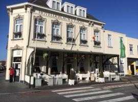 Hotel photo: Hotel de Blauwe Vogel