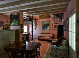 A picture of the hotel: Una Finestra Sul Fiume