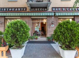 Hotel photo: Hotel Ristorante San Carlo