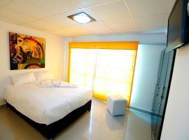 Hotel photo: Qhamar Hotel