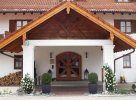 Hotel photo: Hotel Isartaler Hof