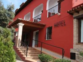Hotel Photo: Hotel La Rueda