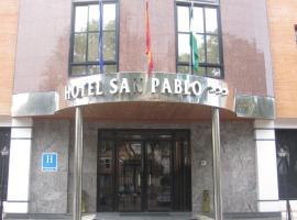 A picture of the hotel: Hotel San Pablo Sevilla