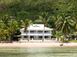 A picture of the hotel: Villa Face Mer
