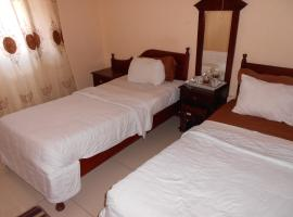 Hotel near Livingstone