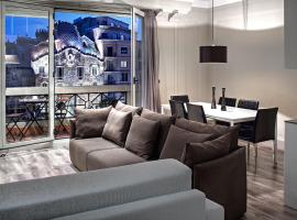 酒店照片: Habitat Apartments Paseo de Gracia