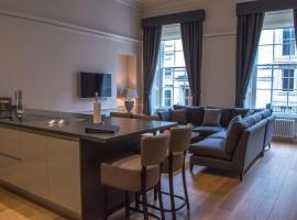 Фотография гостиницы: Dreamhouse at Blythswood Apartments Glasgow