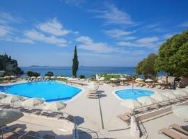 Hotel near Хърватия
