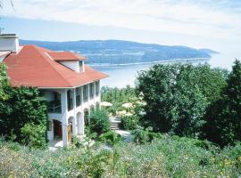 Hotel photo: Auberge des Falaises
