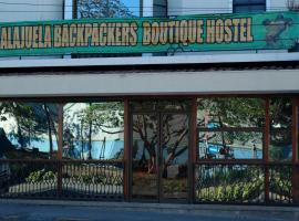 Hotel photo: Alajuela Backpackers Airport Hostel