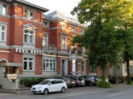 A picture of the hotel: Park Hotel Am Lindenplatz