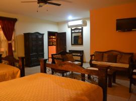 Hotel photo: Hotel & Spa Copan Colonial