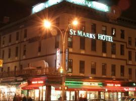 Hotel Foto: St Marks Hotel