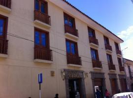 Hotel near Ayacucho
