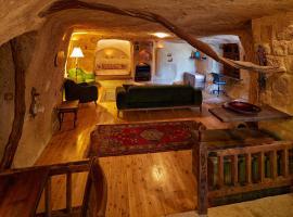 Hotel photo: Anitya Cave House Apart Hotel