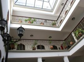Hotel photo: Hostal Patrimonio - Sucre