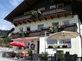 Hotel photo: Pension Haus Maria