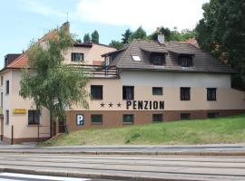 A picture of the hotel: Penzion Chaloupka
