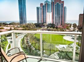 Hotel photo: Ocean Reserve Condo by FlatsAway