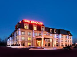 Hotel Photo: Hotel Brossard