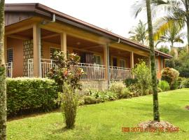 A picture of the hotel: Zwinkels Guest House Bamenda