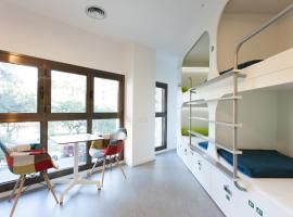 A picture of the hotel: Dream Cube Hostel