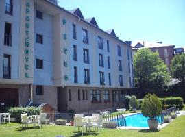 A picture of the hotel: Apart-Hotel Pey